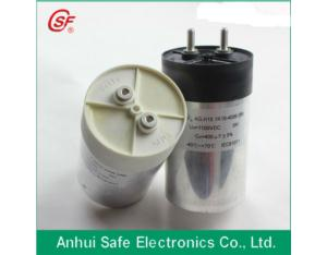 electric capacitor for power tools