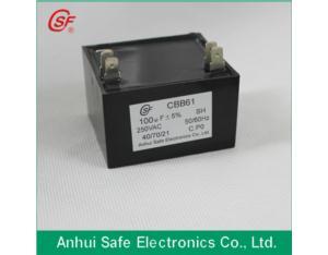 fan capacitor by mpp film