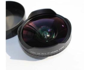 optical fisheye lens
