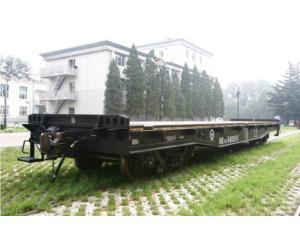Dual Purpose Flat Wagon