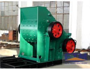High Efficiency Two-stage Crusher