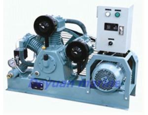 Marine low presser piston type air compressor