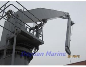 Type WLS deck crane