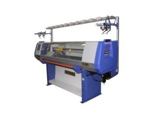 Economic Single System Computerized Flat Knitting Machine GSJX-1-52