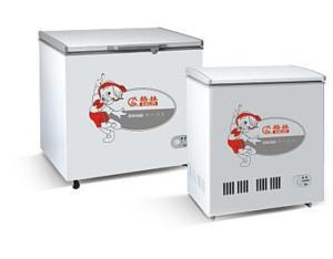 Single top opening door freezer/refrigerator series