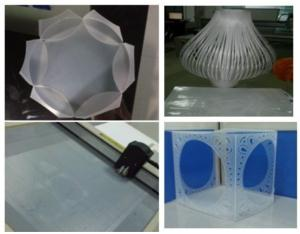 lantern lambskin design fashion indoor cutter mach