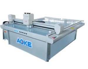 grey board,pvc,corrugated and KT cutting machine