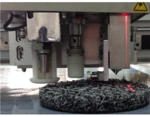 automobile car cushion mat carpet felt floor foot