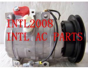 Denso 10S17C air con car ac compressor for TOYOTA PRADO LJ120 5L-E DSL 2006 447260-6260 4472606260