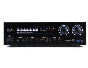 USB SD slot Mp3 player professional karaoke amplifier