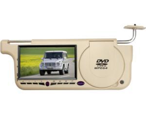 7 inch sun visor DVD player