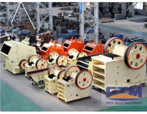 Less Dust Jaw Crusher