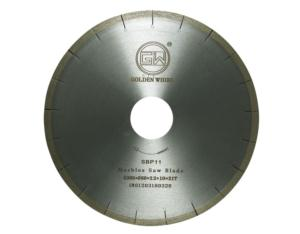 Welded Marble saw blade 300