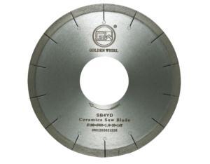 Welded Ceramic saw blade 190