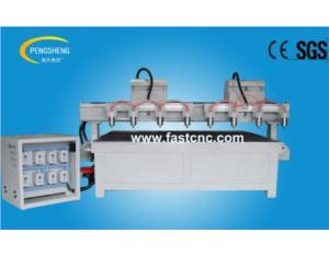 Multiheads cnc router PC-2040E