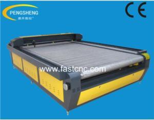 Large format auto feeding CO2 laser cutting machine