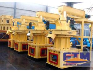 High Quality Biomass Wood Pellet Mill with Binder for Sale