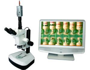 SMT-3230 stereo video microscope