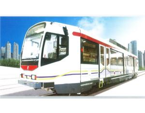 Urben Light Rail Vehicle for Hongkong KCR