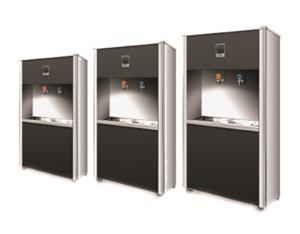Purifier & Step-heating Water Dispenser