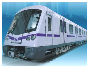 Metro Vehicles for Shanghai Rail Transit Pearl Line Phase II
