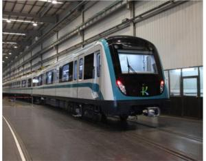 Metro Vehicles for Kunming Metro Project, Phase I
