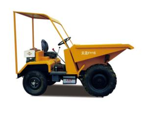 FY15 dumpers/tippers
