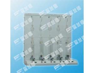 Sulfur content analyzer (lamp methods)