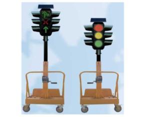 Solar Power Traffic Lights-004