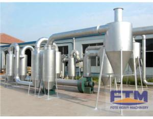 Hot Air Pipe Dryer/Airflow Dryer