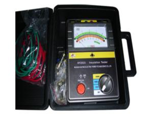 HY2533 Insulation resistance tester