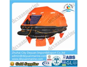 25 Man International Voyages Inflatable Liferaft