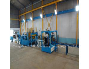 BW1300A Corrugated Finned Tank Production Line