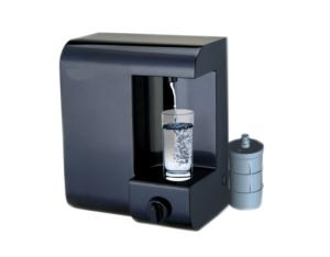 Mini table top water filter purifier