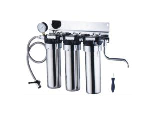 stainless steel under sink water filter purifiers