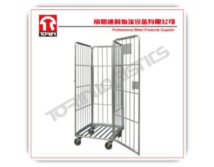 Powder Coating steel roll container