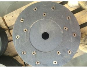 snagging grinding wheel450*65*50mm