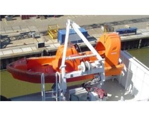 6 persons fast rescue boat