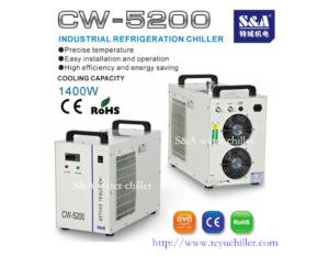 Air cooled Industrial water chiller CW-5200 China