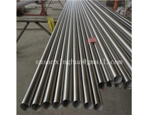 Polished 400 Grit 304L Stainless Steel Seamless Pipes