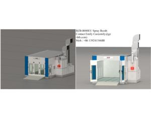BZB-8000EU Spray Booth(Germany  Standard)
