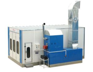 BZB-T8000 Spray Booth