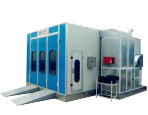 BZB-8100 Spray Booth