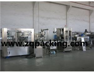 4000BPH WATER FILLING MACHINE FOR PURE WATER
