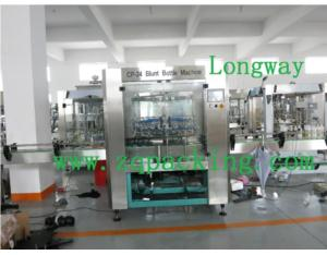 Automatic bottle Rinsing machine