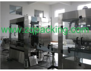 automatic teeth cleaner filling machine ,mouthwash