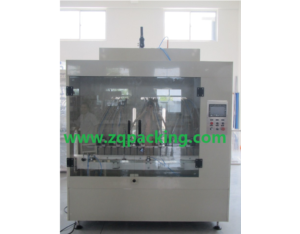 automatic 84 disinfectant filling machine