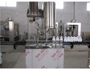 PLASTIC CAP SEAMING MACHINE