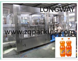 0.3-2.5Liter Automatic Soda Drink Filling machine