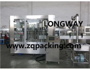 China Water Filling Machine from Longway